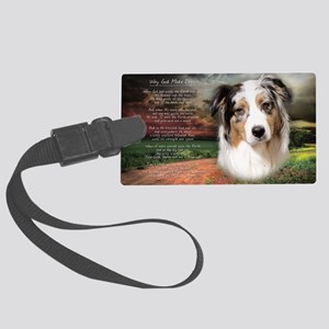 godmadedogs(tote) Large Luggage Tag