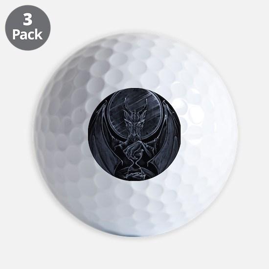 Time Hoarder Golf Ball