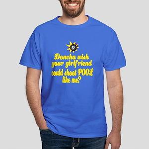 PoolChick Doncha Dark T-Shirt