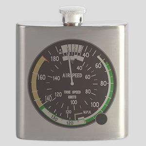 Airspeed Indicator Flask