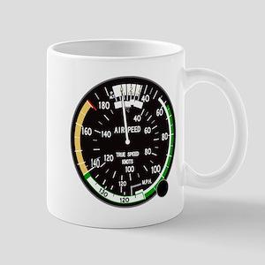 Airspeed Indicator Mugs