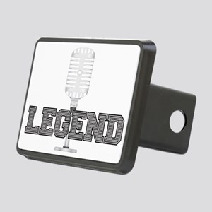 logoWhite2 Rectangular Hitch Cover