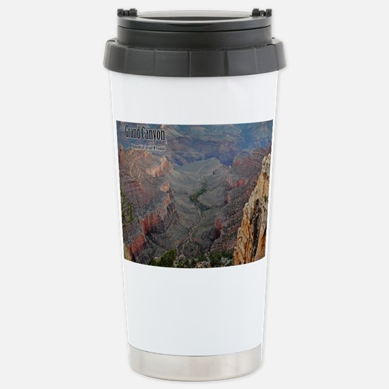 9x11_over-front-canyon Stainless Steel Travel Mug