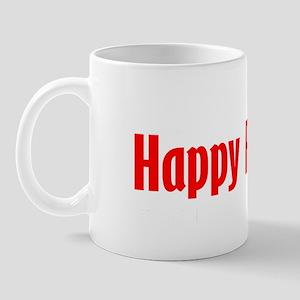 happy-FESTIVUS™-lot-of-problems-black Mug