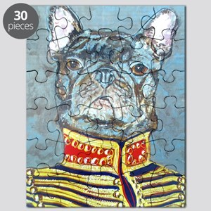 8x10Lite JacketBulldog Puzzle