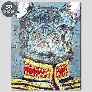 4x6Lite JacketBulldog Puzzle