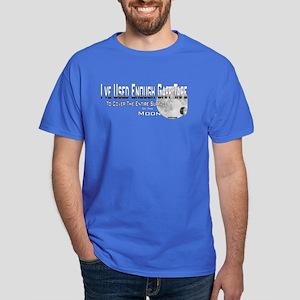 Stage Crew Gaff Dark T-Shirt