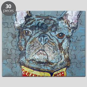 SQ  Jacket Bulldog Puzzle