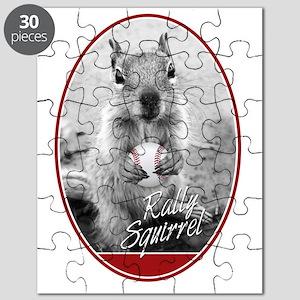 Rally Squirrel Puzzle