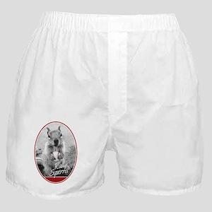 Rally Squirrel Boxer Shorts