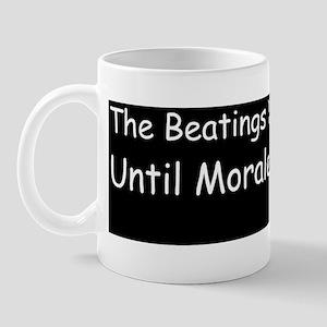 funny the beatingsdbump Mug