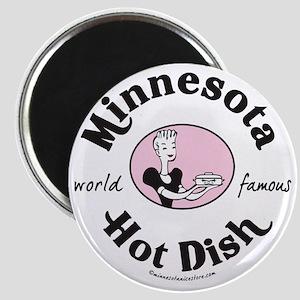 Hot Dish_tee Magnet