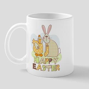 Happy easter friends Mug