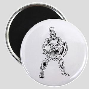 Roman Soldier Magnet