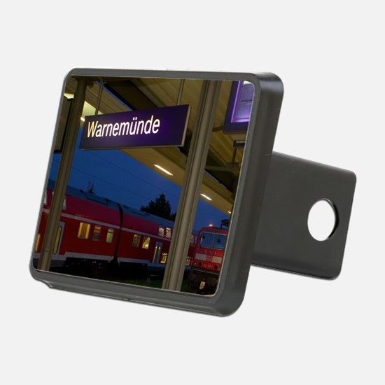 Europe, Germany, Warenmund Hitch Cover