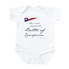 Battle of Concepcion Infant Bodysuit