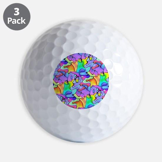iPad Chroma Golf Ball