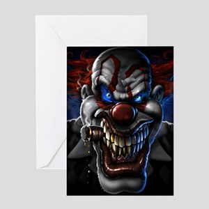 my clown Greeting Card