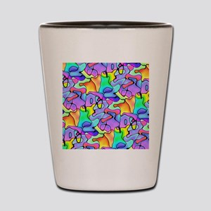 iPad Chroma Shot Glass