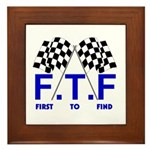 FTF B&W Framed Tile