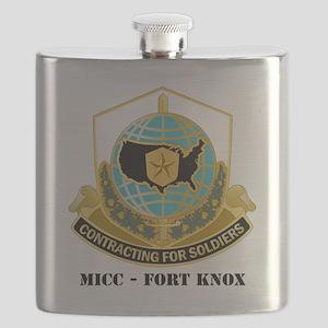 MICC---FORT-KNOXwtext Flask