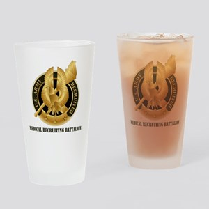 DUI - Medical Recruiting Battalion  Drinking Glass