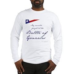 Battle of Gonzales Long Sleeve T-Shirt