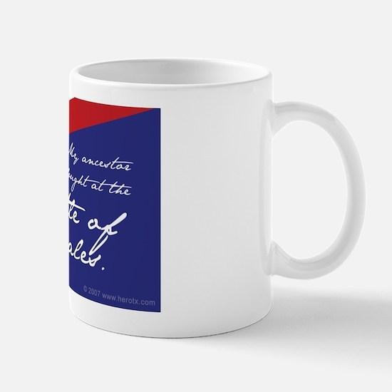 Battle of Gonzales Mug