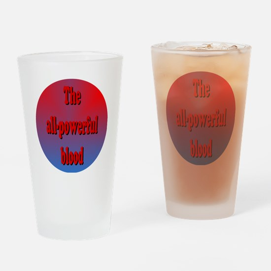 All-Powerful Blood Circle Drinking Glass