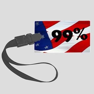 99% Large Luggage Tag