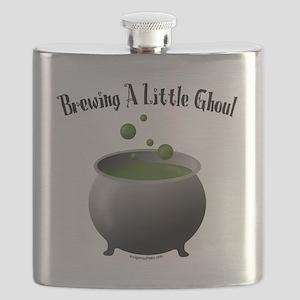 brewingaghoul Flask