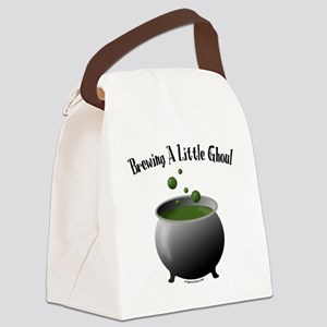 brewingaghoul Canvas Lunch Bag