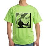 Rocky Bulldog - Green T-Shirt