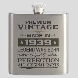 PREMIUM VINTAGE 1939 Flask