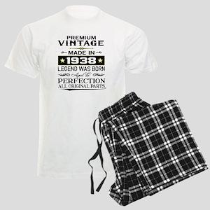 PREMIUM VINTAGE 1938 Pajamas