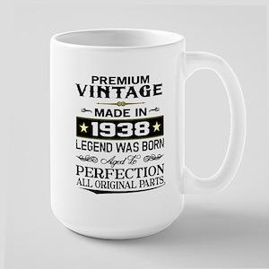 PREMIUM VINTAGE 1938 Mugs