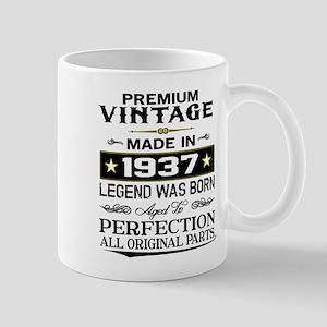 PREMIUM VINTAGE 1937 Mugs