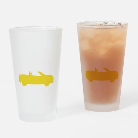 stillplayscarsdrk Drinking Glass