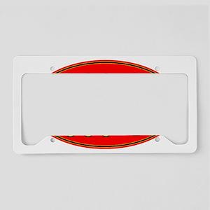 oCCCuPy logo License Plate Holder