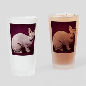 Sphynx10 Drinking Glass