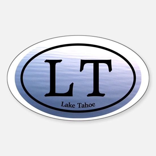 LT.other.bluewater Sticker (Oval)