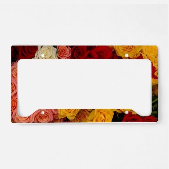 shoulderbag-008 License Plate Holder