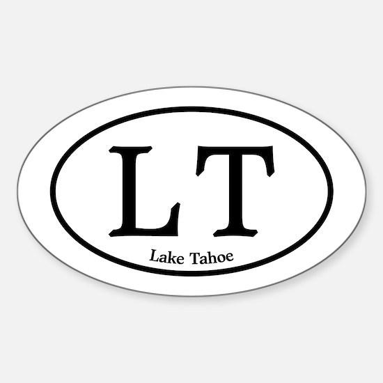 LT.other.white Sticker (Oval)