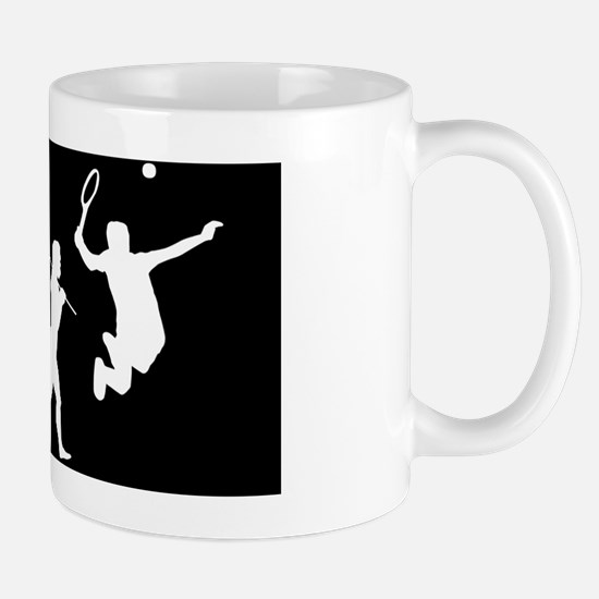 evolution tennis14x6-2 Mug