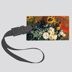 Toiletry VG Still Life Large Luggage Tag