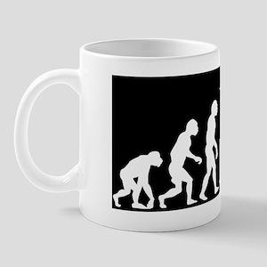 evolution baseball14x6-2 Mug