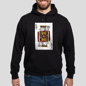 Lacrosse King of Spades Hoodie (dark)