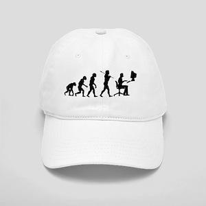 evolution computer bumper Cap