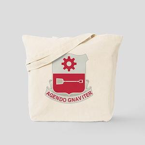 577th Army Engineer Battalion Military Pa Tote Bag