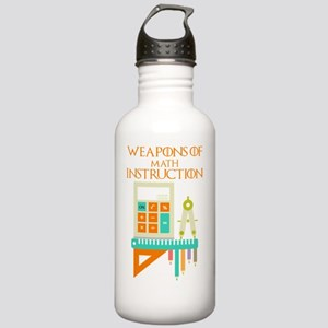Weapons of Math Instru Stainless Water Bottle 1.0L
